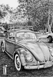 Beetle by toniart57