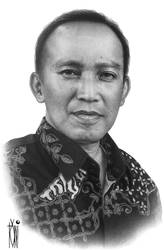 Prof Dr M. Alwi by toniart57
