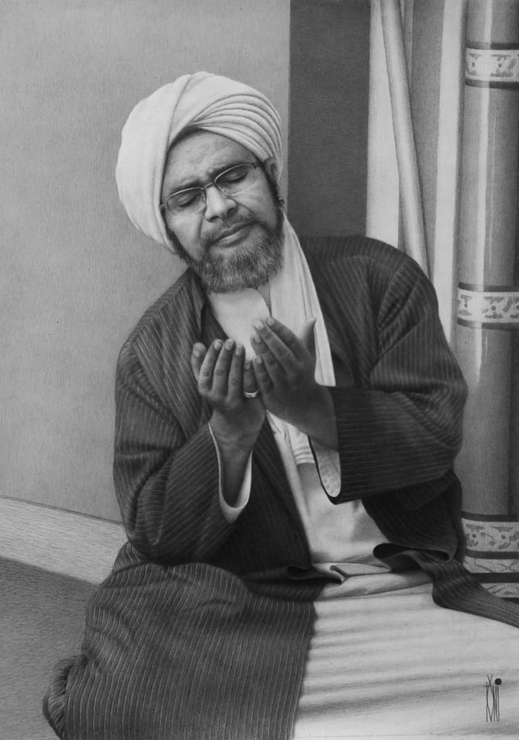 Habib Umar bin Hafidz by toniart57