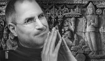 Steve Jobs by toniart57
