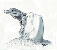Hatching Sketch
