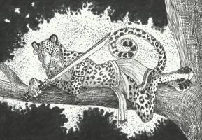 Inktober 10 - Pattern