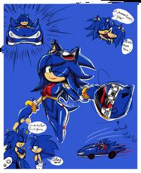 Speed mom by AgentSkull