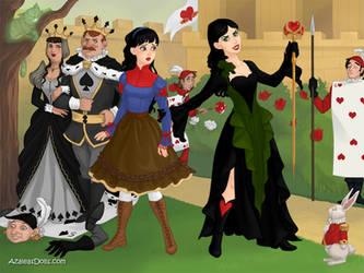 Merlin And Morgana by merthurandbeatles
