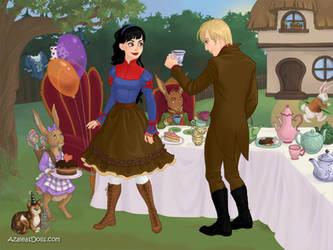 Merlin and Arthur by merthurandbeatles