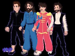 Beatles Eras