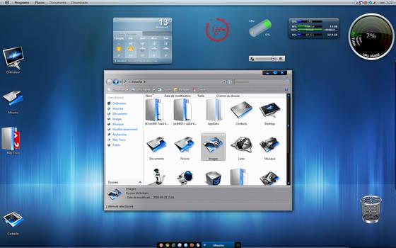 A new desktop..