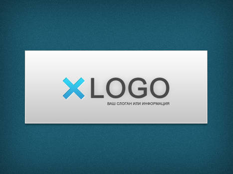 X Logo finished
