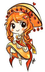 Orange Lolita