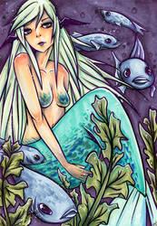 Mermaid's Water by ohmonah