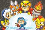 Mega Man: POWER BUSTA