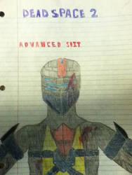 DEAD SPACE 2 Advanced Suit