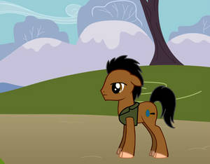 mlp character: Enigmafinder
