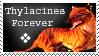 Thylacine Stamp by katdrake