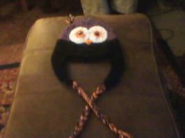 Owl Hat full view by Daddys-Girl1997