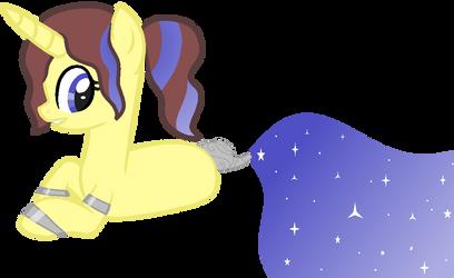 Custom 2 Genie Pony