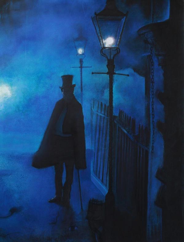 Jack The Ripper by angel-biljana