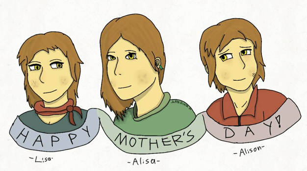 A Late Mother's Day