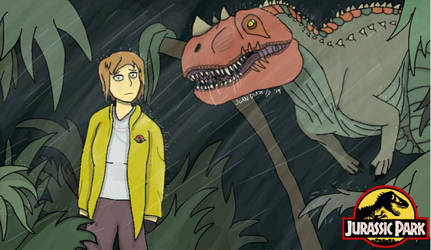 Adventures in Jurassic Park: Cerato Confrontation