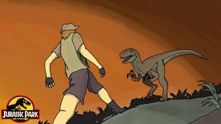 Adventures in Jurassic Park: Dio-saurus