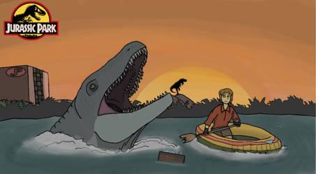 Adventures in Jurassic Park: Fishy Finale