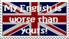 Lingual n00b stamp by NihiliaPL