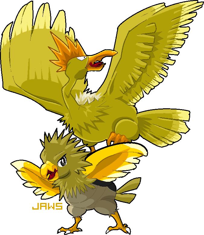 Pokemon Fearow Images