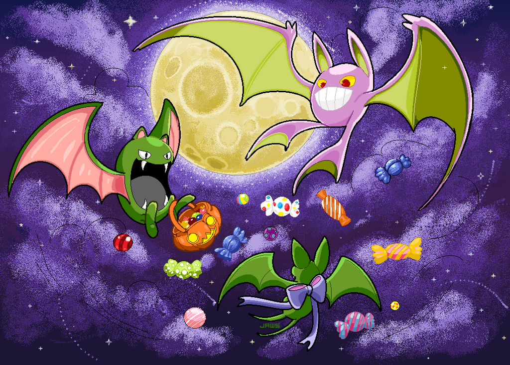 Pokemon Shiny Crobat Images