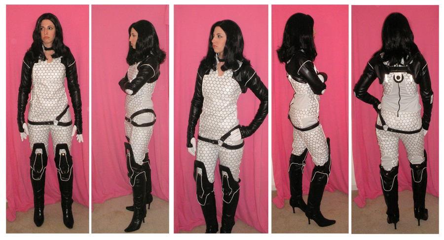 Miranda Lawson costume commish by hmwsgx