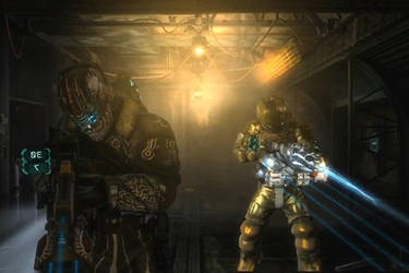 Dead space 3 limited edition suits by EarthGov