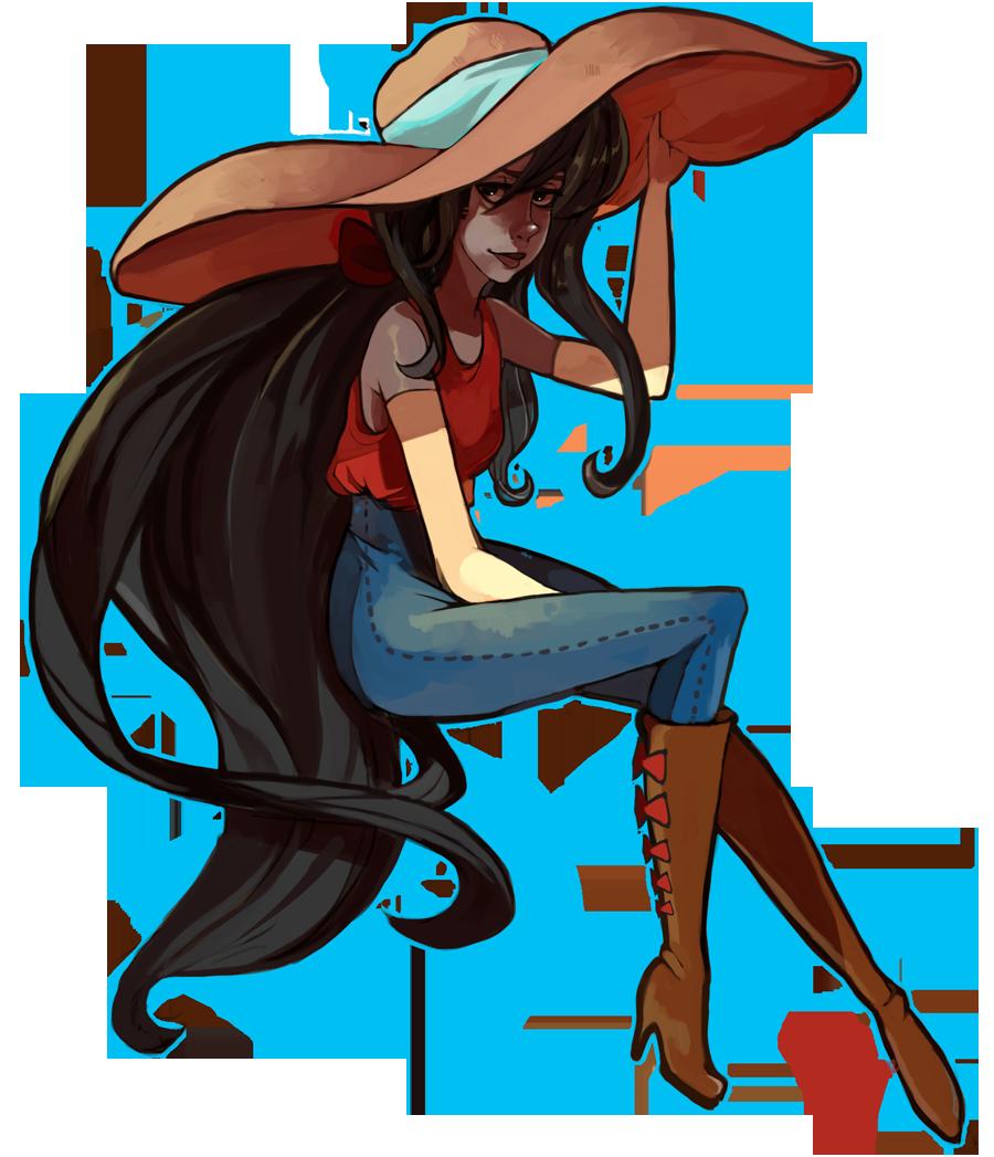 Marceline by Sannanai