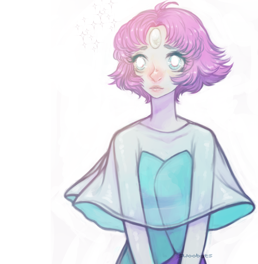 //drops pearl in a shoujo manga oops