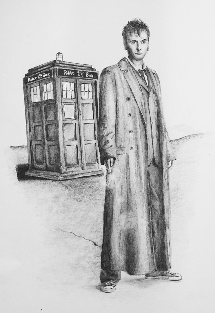 картинки доктора кто поэтапно