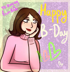 Happy Birthday KeySey! (GIFT)