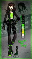 ADOPT FOR SALE #2 (SOLD) +SP