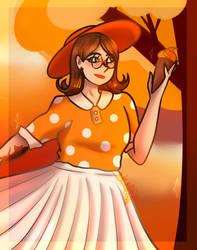 Orange \\ Kristin (OC)