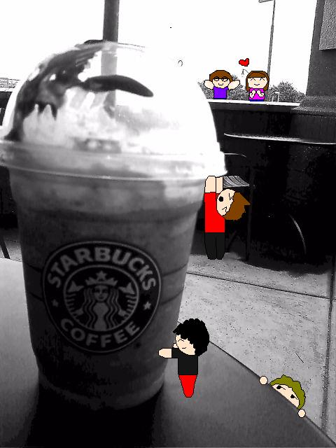Green Day Frappes by ShadowsBabe432