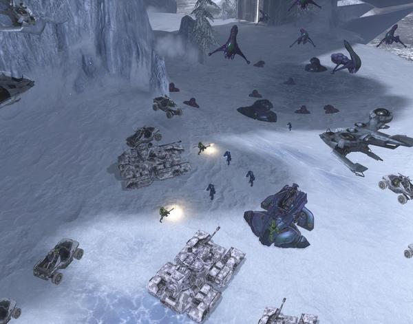 Halo Wars 3 by Methados