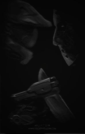 Master Chief VS Jason by Methados