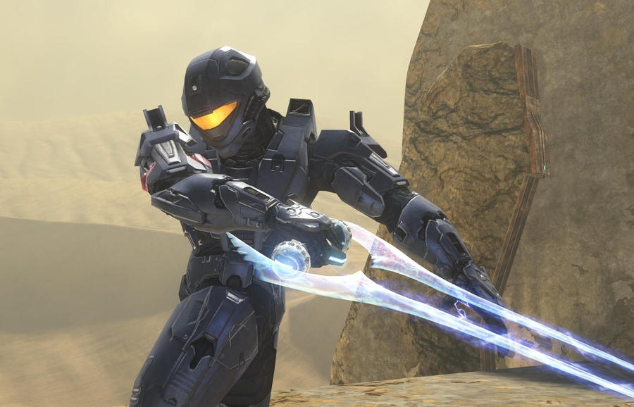 My NEW Halo 3 Armor by Methados