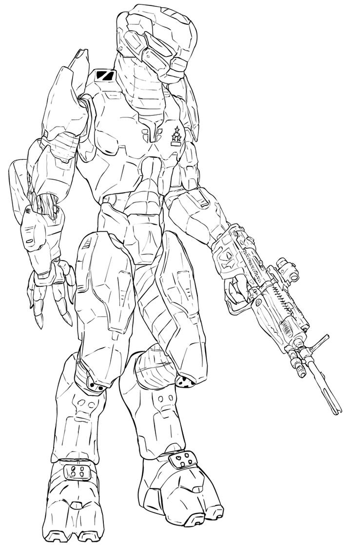 Idhe's Armor by Methados