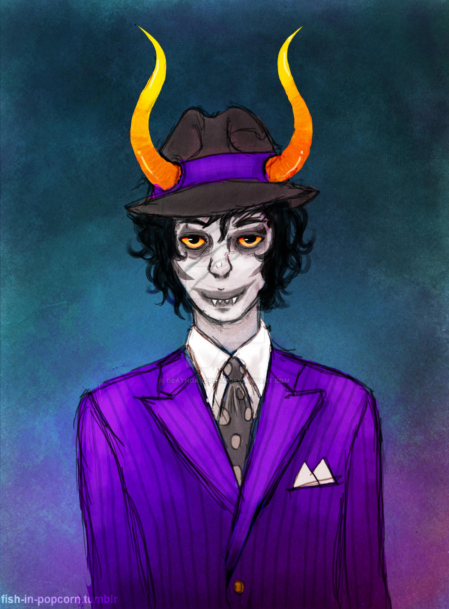 gangster Gamzee by Nixiona