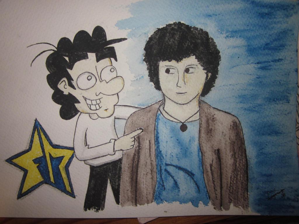 FM dibujo y real (supuestamente) by TheCurlyFugu