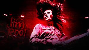 Slipknot: Jim Root Wallpaper
