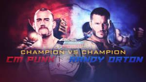 WWE Bragging Rights Custom Match Card
