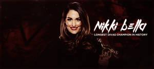 Nikki Bella Signature