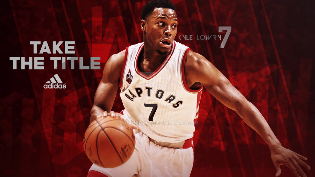 Adidas Kyle Lowry Advertisement By JuanBrave