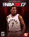 NBA2K17 Cover Art Concept