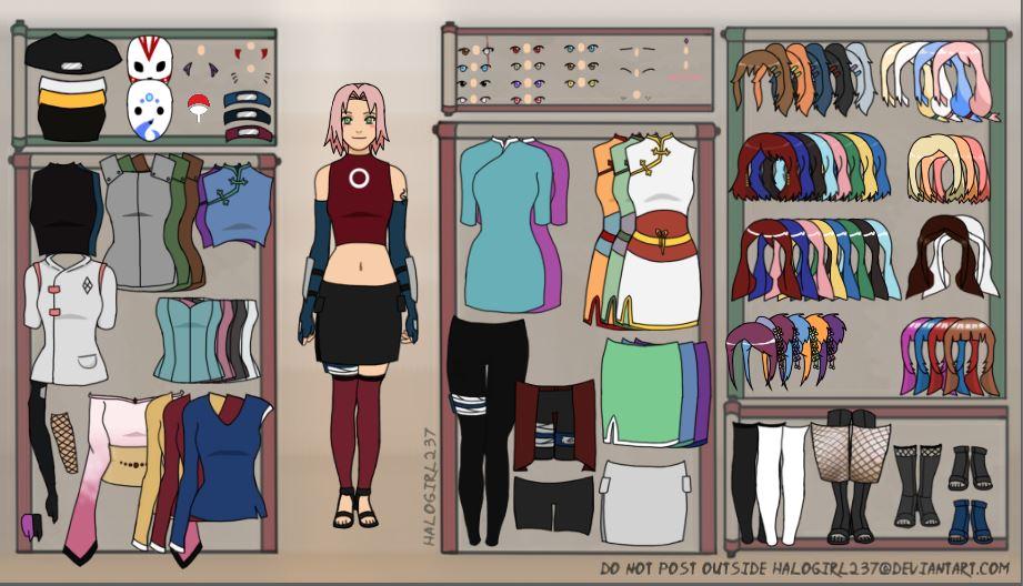 Naruto oc dress up by halogirl237 on deviantart naruto oc dress up by halogirl237 voltagebd Gallery