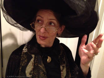 Prof. Minerva McGonagall by moonfreakformula